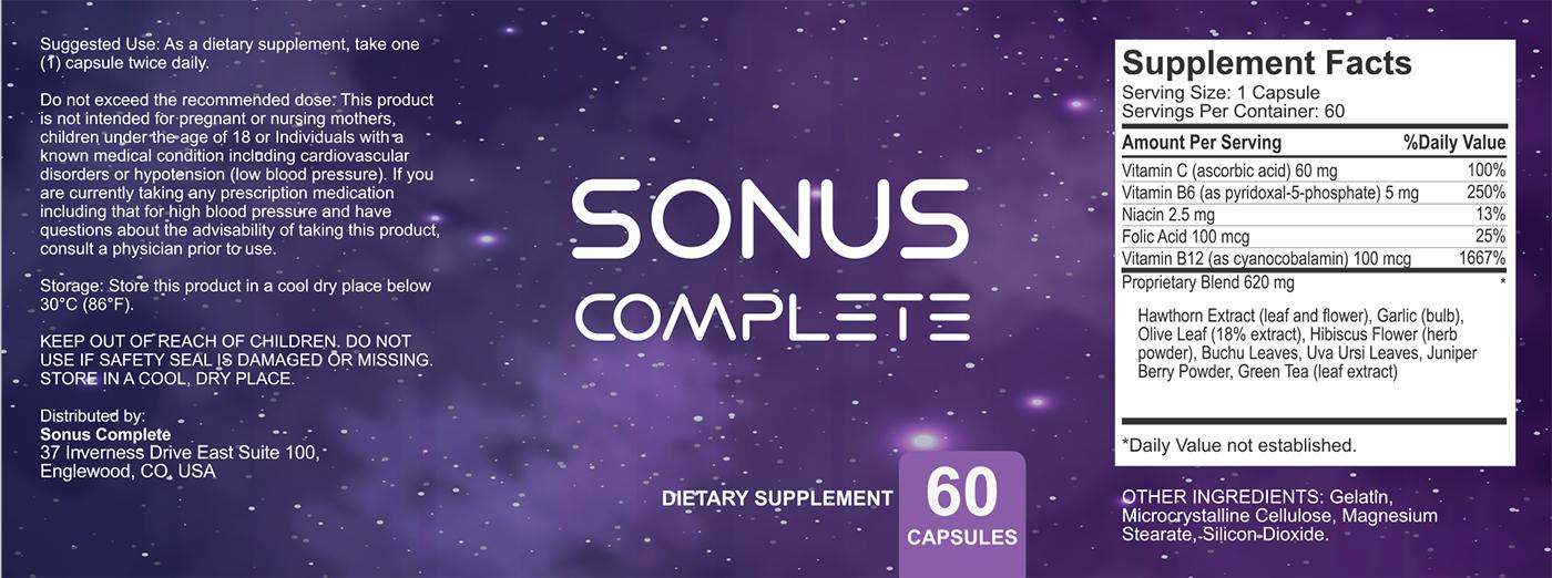 Sonus Complete Label