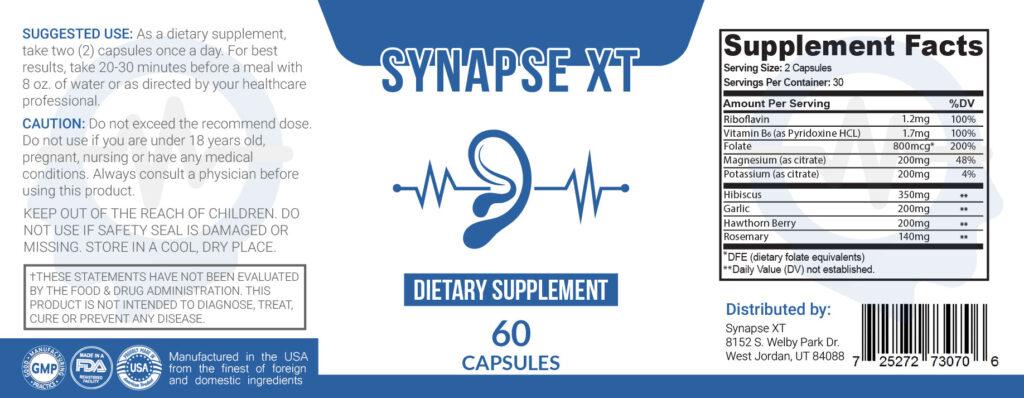 Synapse XT Label